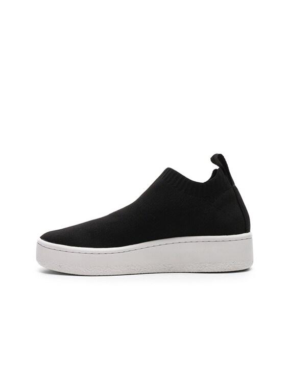 Rag \u0026 Bone Orion Knit Sneakers in Black
