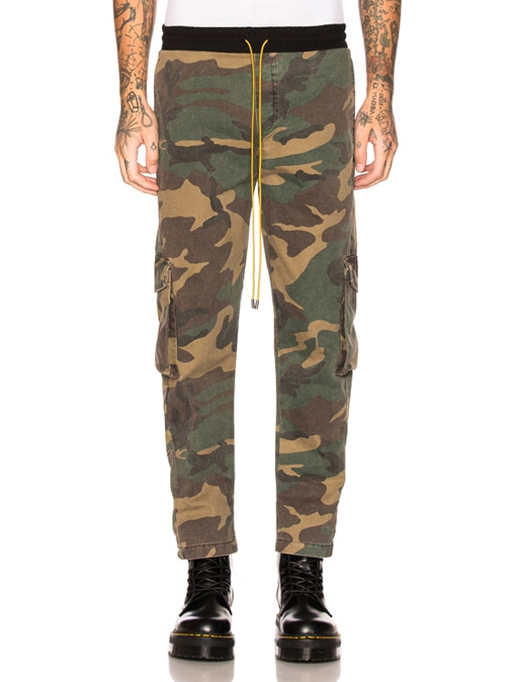 Rifle 2 Pant in Camo