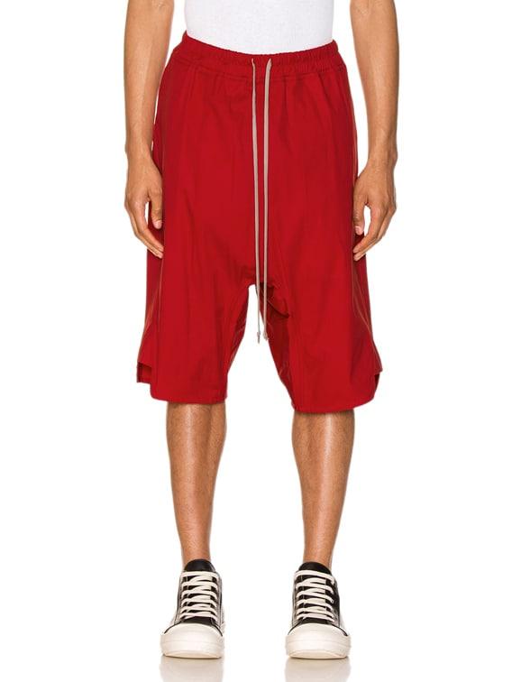 Basket Swinger in Cardinal Red