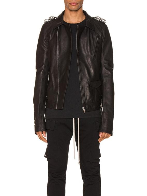 Stooges Jacket in Black