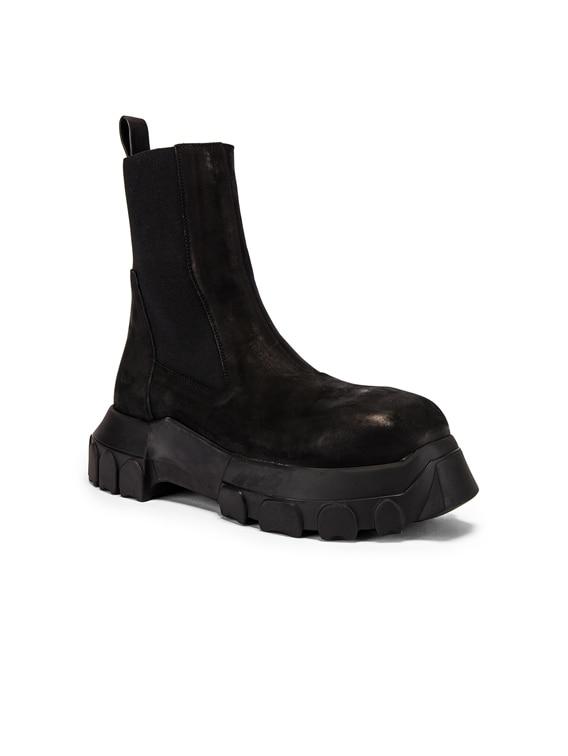 Bozo Beatles Boot in Black
