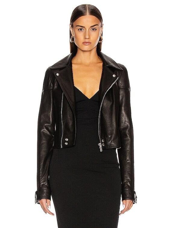 Dracubiker Jacket in Black