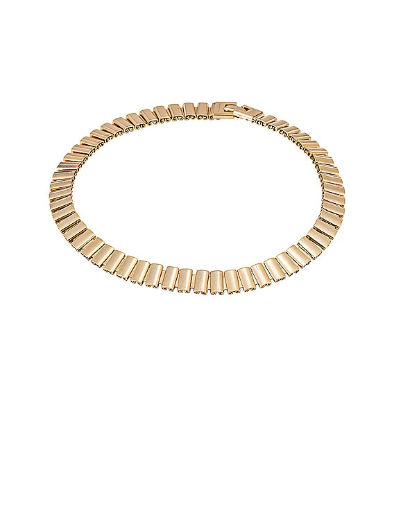 Elise Choker in Gold Plated