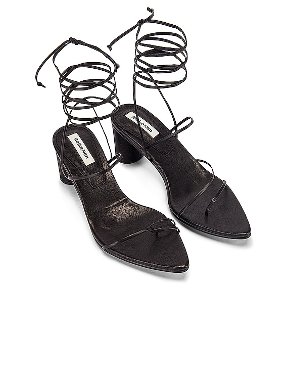 Odd Pair Heels in Black