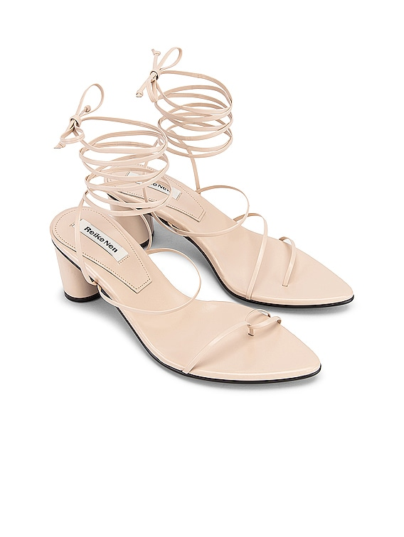 Odd Pair Sandals in Cream