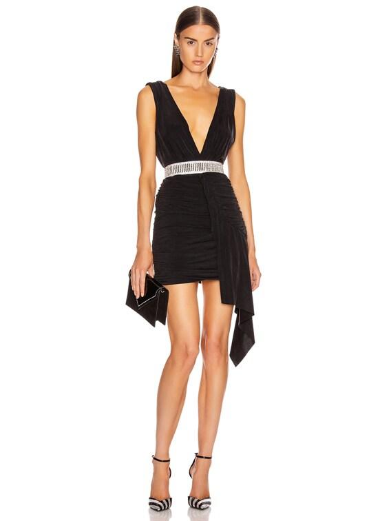 Janela Dress in Black