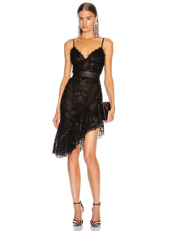 Dalila Dress in Black