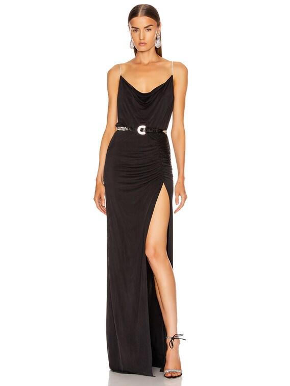Danika Dress in Black