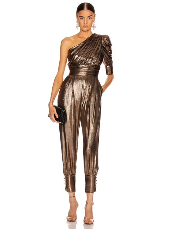 for FWRD Thambi Jumpsuit in Bronze