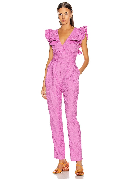 Shelley Jumpsuit in Pink