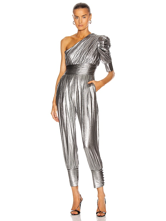 for FWRD Thambi Jumpsuit in Gunmetal