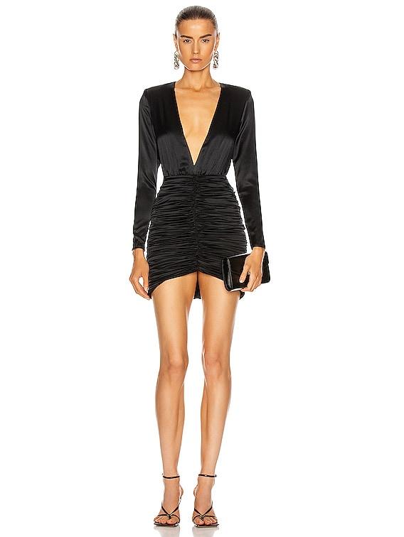 Brea Dress in Black