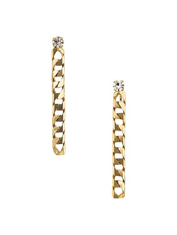 Garcon Earrings in Gold