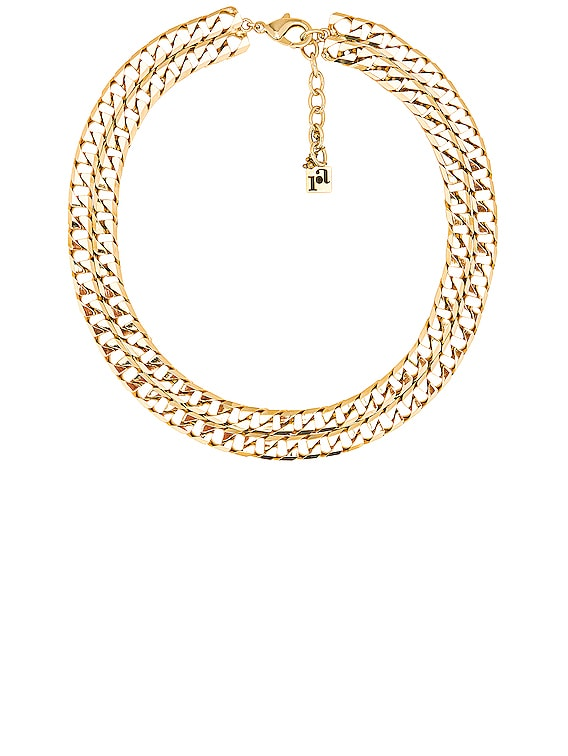 Garcon Necklace in Gold