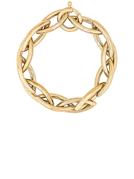 Lingotto Necklace in Gold