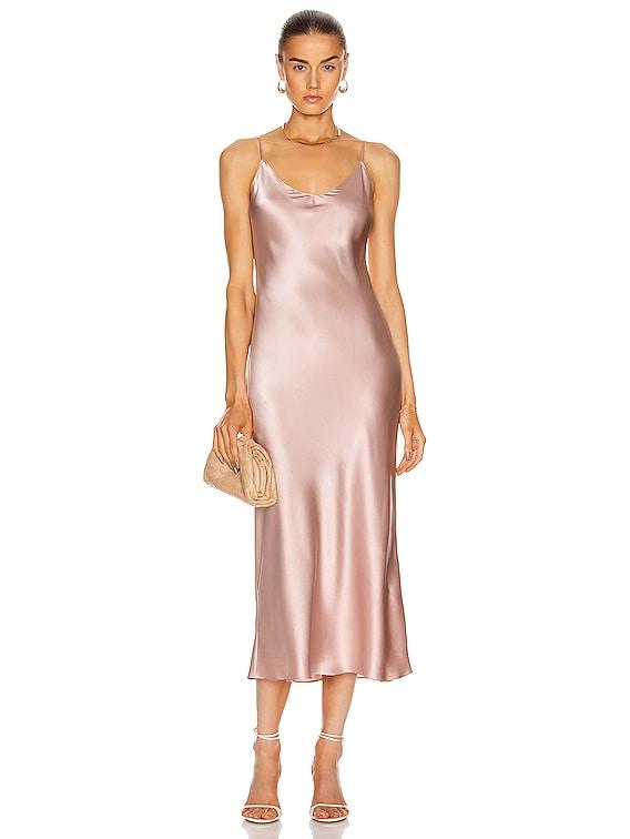 Taylor Slip Dress in Cherry Blossom