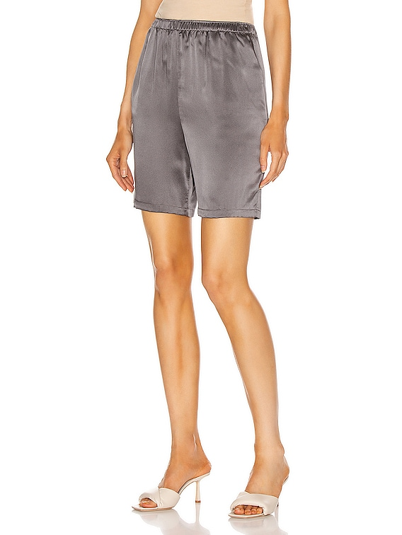 Alexander Tailored Short in Stone