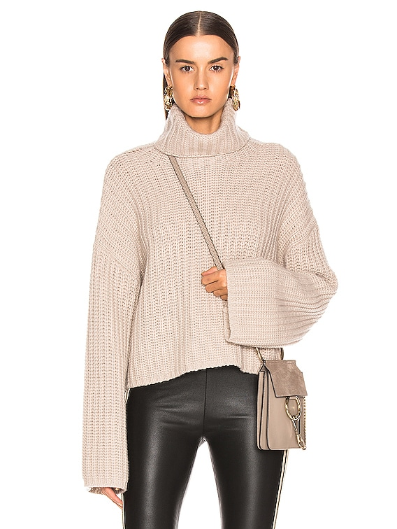 Sunny Sweater in Taupe