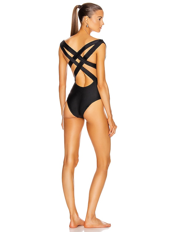 Vivianne Swimsuit in Black