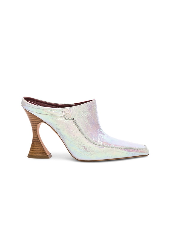 Dena Holographic Loafer in Multicolored