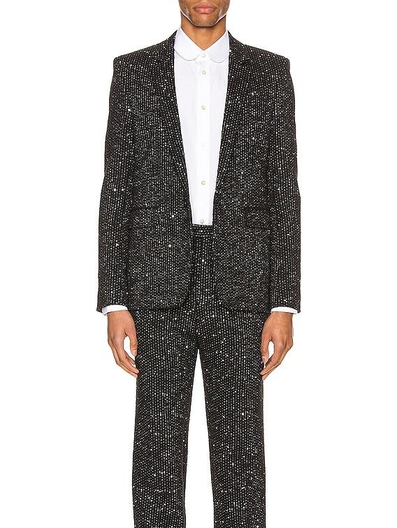 Suit Jacket in Black