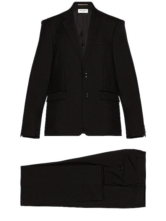 Classic Suit in Black