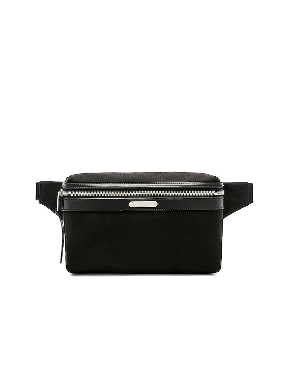 Small Pouch in Black