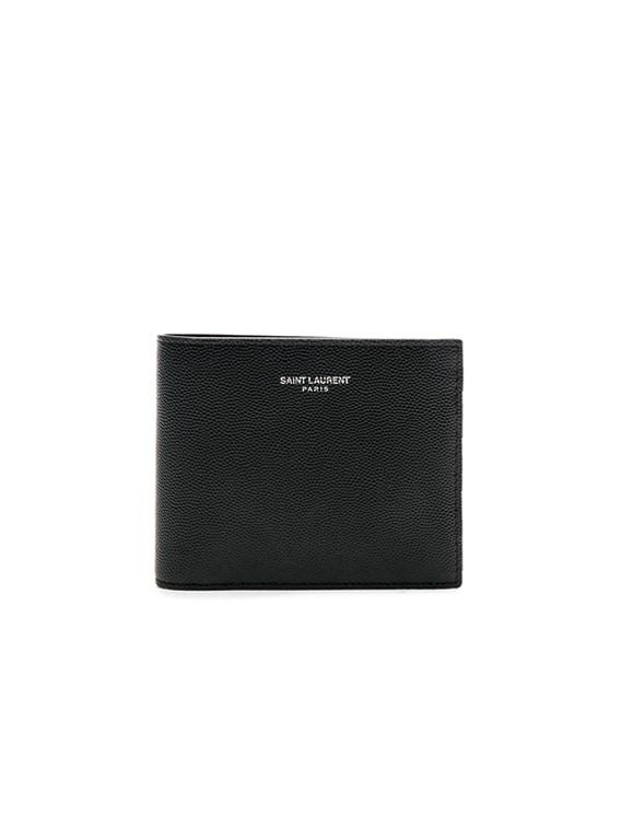Billfold Wallet in Black