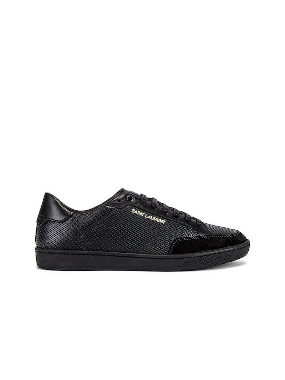 SL/10 Low Top Sneaker in Black
