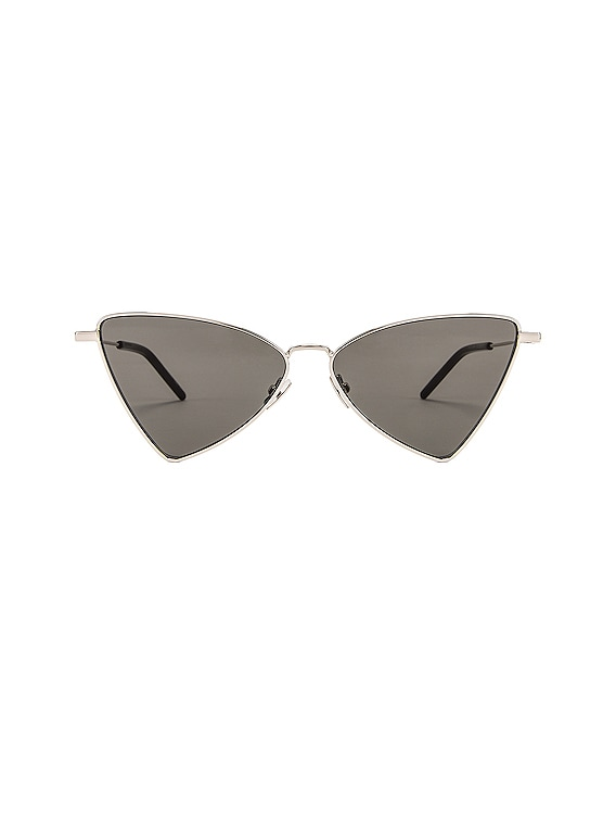 Jerry Sunglasses in Shiny Silver