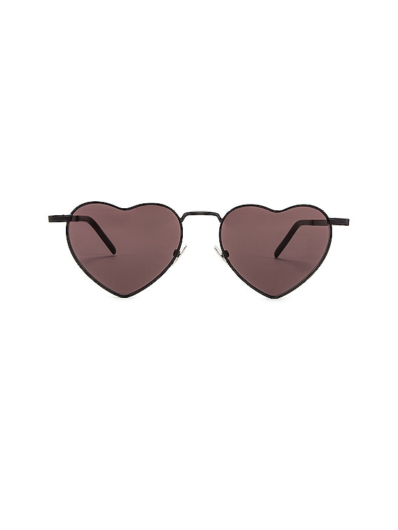 Loulou Sunglasses in Black