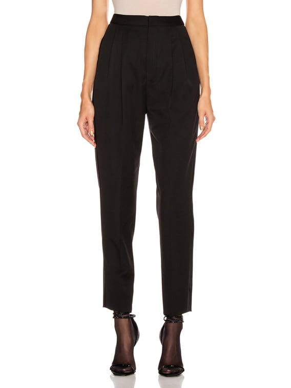 Tailored Pant in Black