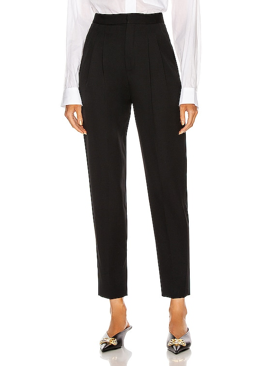 Tailored Pant in Nero