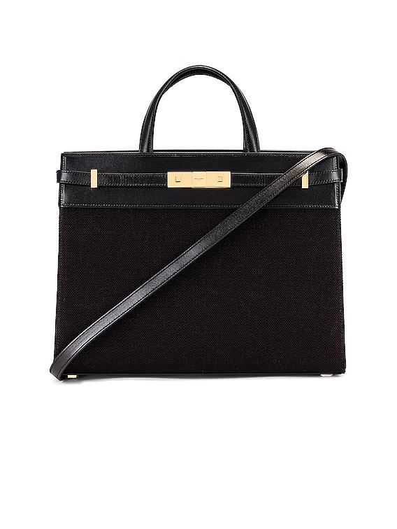 Small Manhattan Bag in Black