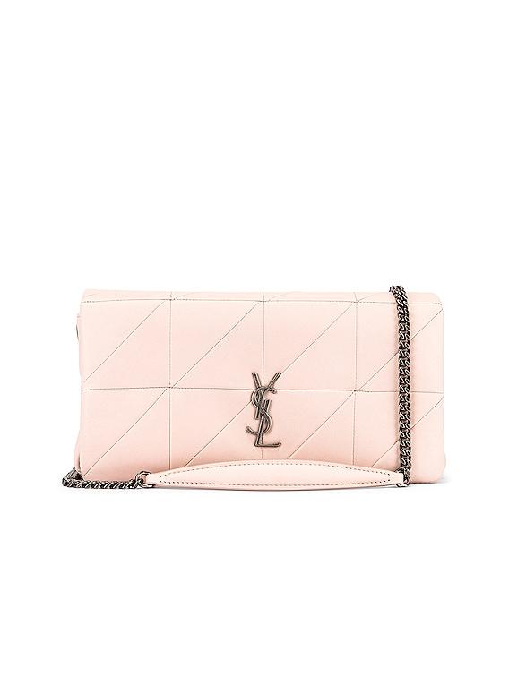 Jamie 99 Baguette Bag in Marble Pink
