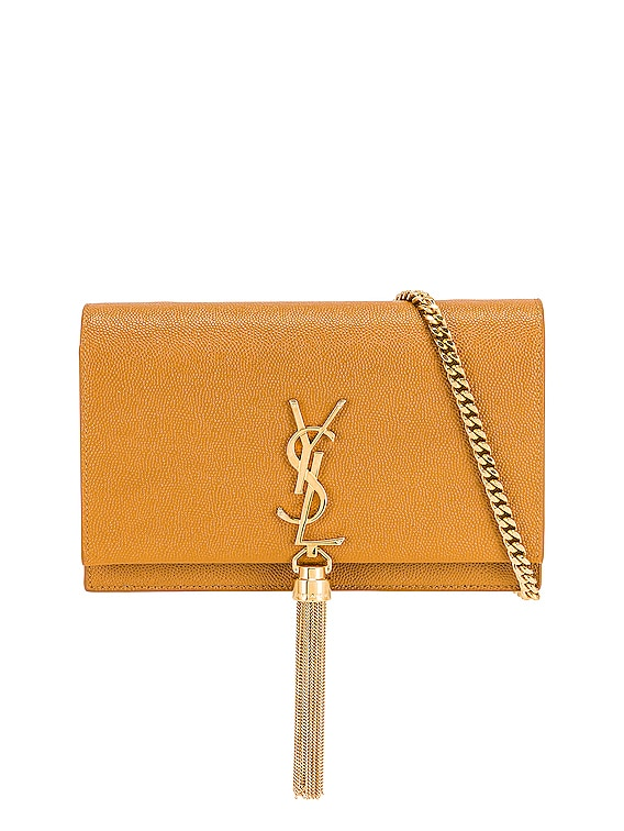 Kate Chain Wallet in Dark Sun
