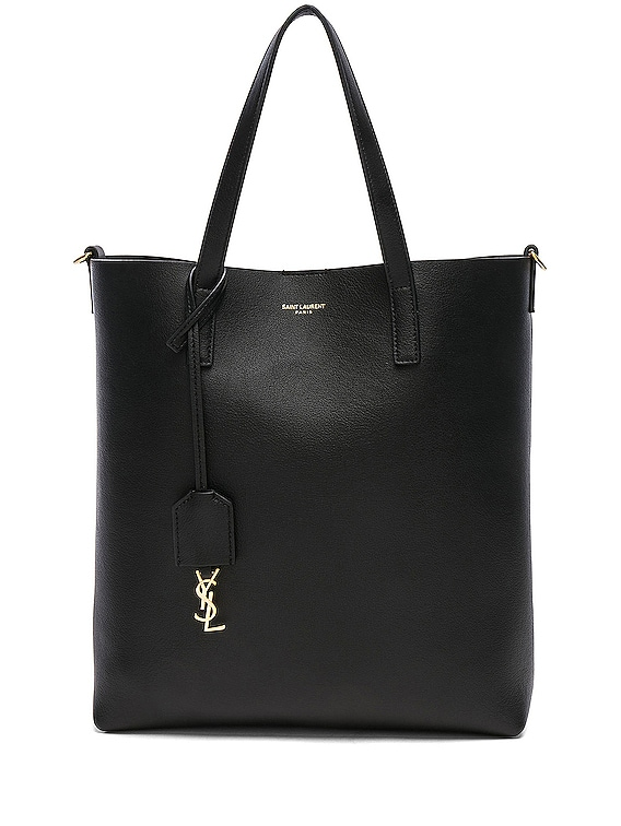 Toy North South Tote Bag in Black