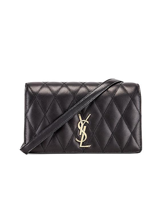 Angie Crossbody Bag in Black