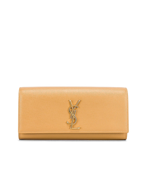 Kate Clutch in Toffee