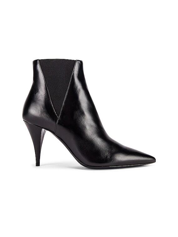 Kiki Chelsea Booties in Black