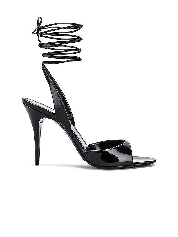 Anouk Sandals in Black