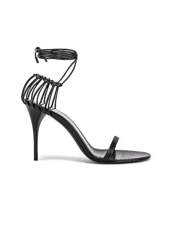 Lexi Sandals in Black