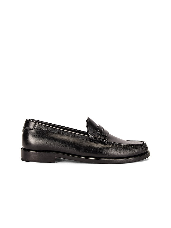 Le Loafer Moccasins in Nero