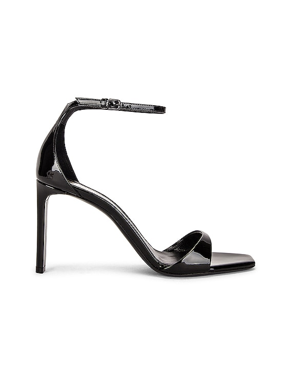 Bea Sandals in Noir