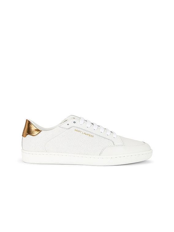 Andy Low Top Sneakers in Blanc Optique