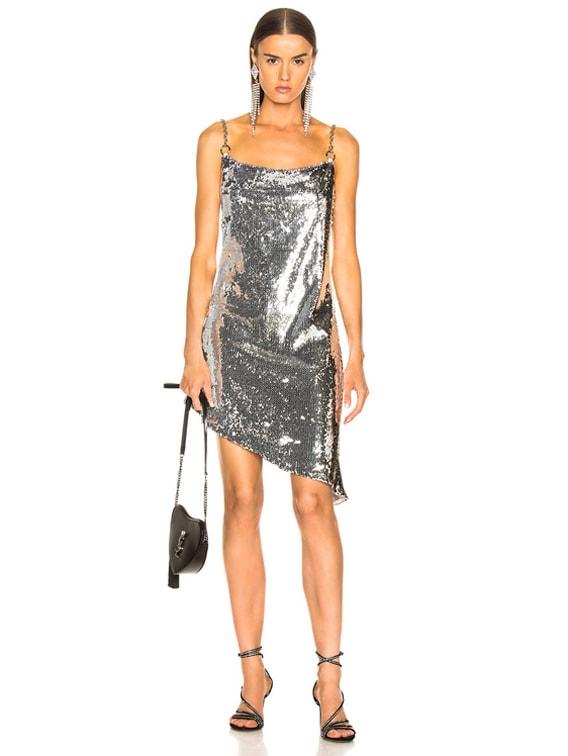 Tonya Dress in Disco