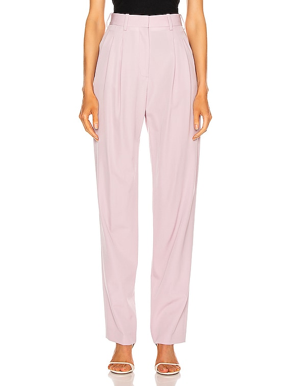 Lizette Tailored Pant in Lilac