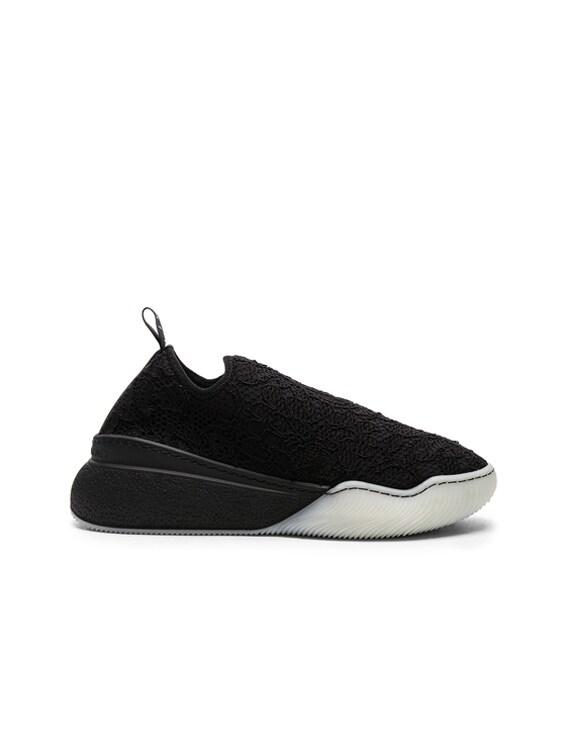 Stella McCartney Loop Sock Sneakers in