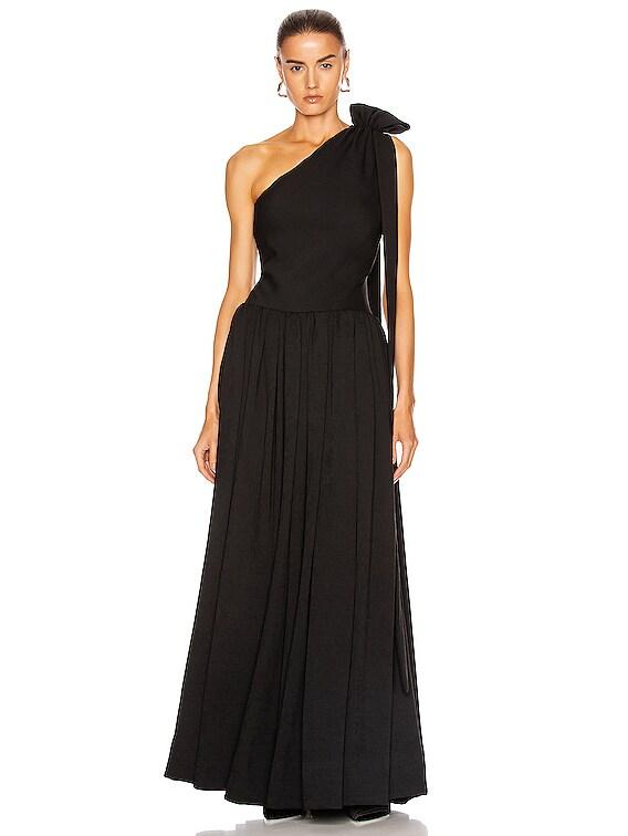 Sarah Dress in Black
