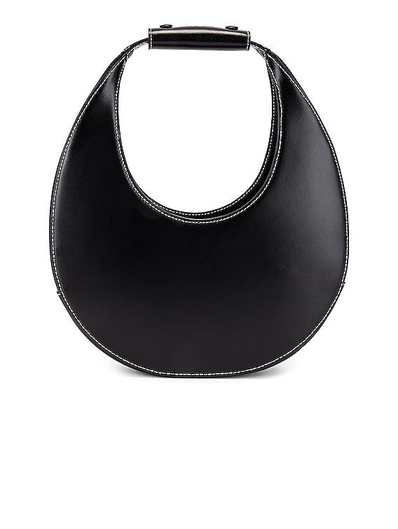 Moon Bag in Black